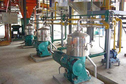 Palm Kernel Oil Refining