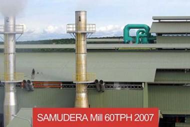 samudera mill 60TPH 2007
