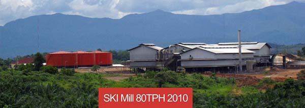 ski mill 80TPH 2010
