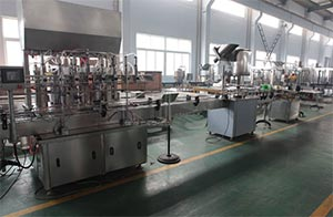 Cooking-Oil-Filling-Machine