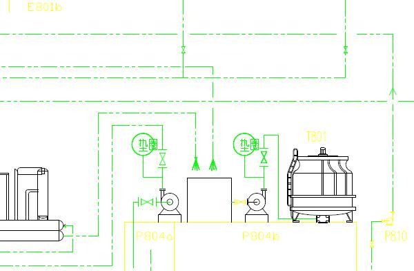 50TPD Palm Oil Fractionation Process Plant Flowchart