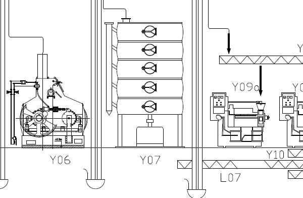 40TPD Rapeseed Oil Pressing Process Equipment Flowchart