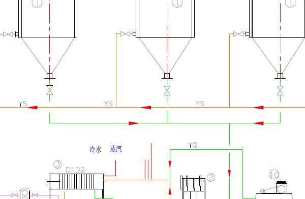 6TPD Rice Bran Oil Dewaxing Flowchat-Model